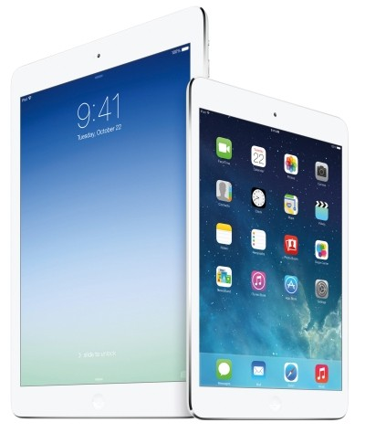 iPad Air, iPad mini