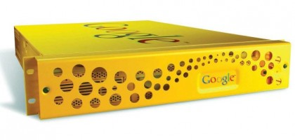 Google modernizuje Search Appliance pro podniky