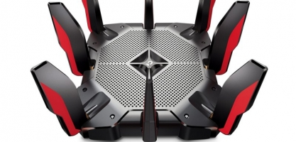 Router s podporou her a Wi-Fi 6